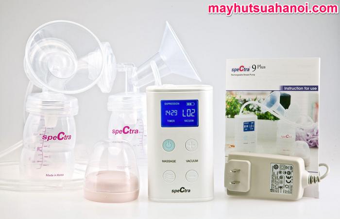 Khuyến mại máy hút sữa Spectra 9S/ 9Plus