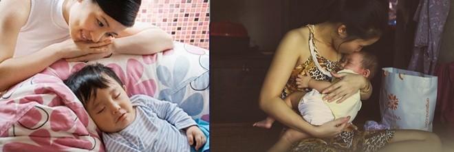 Bố mẹ Việt ôm ấp con khi ngủ còn bố mẹ Nhật để con ngủ riêng