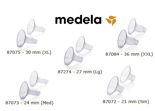 Phễu Medela 21-36