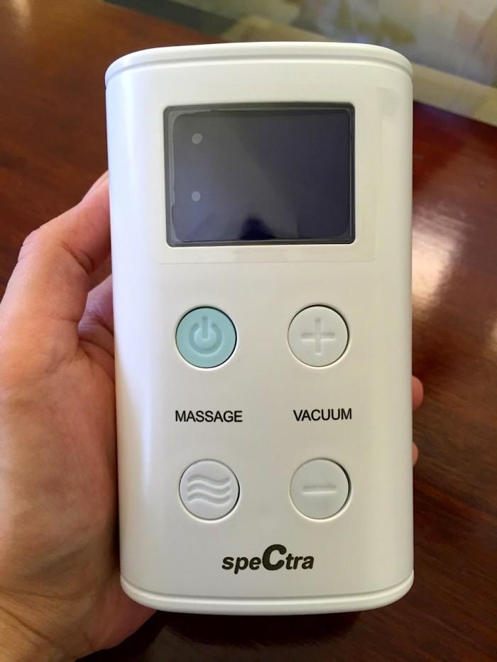 Máy hút sữa Spectra 9S 9Plus