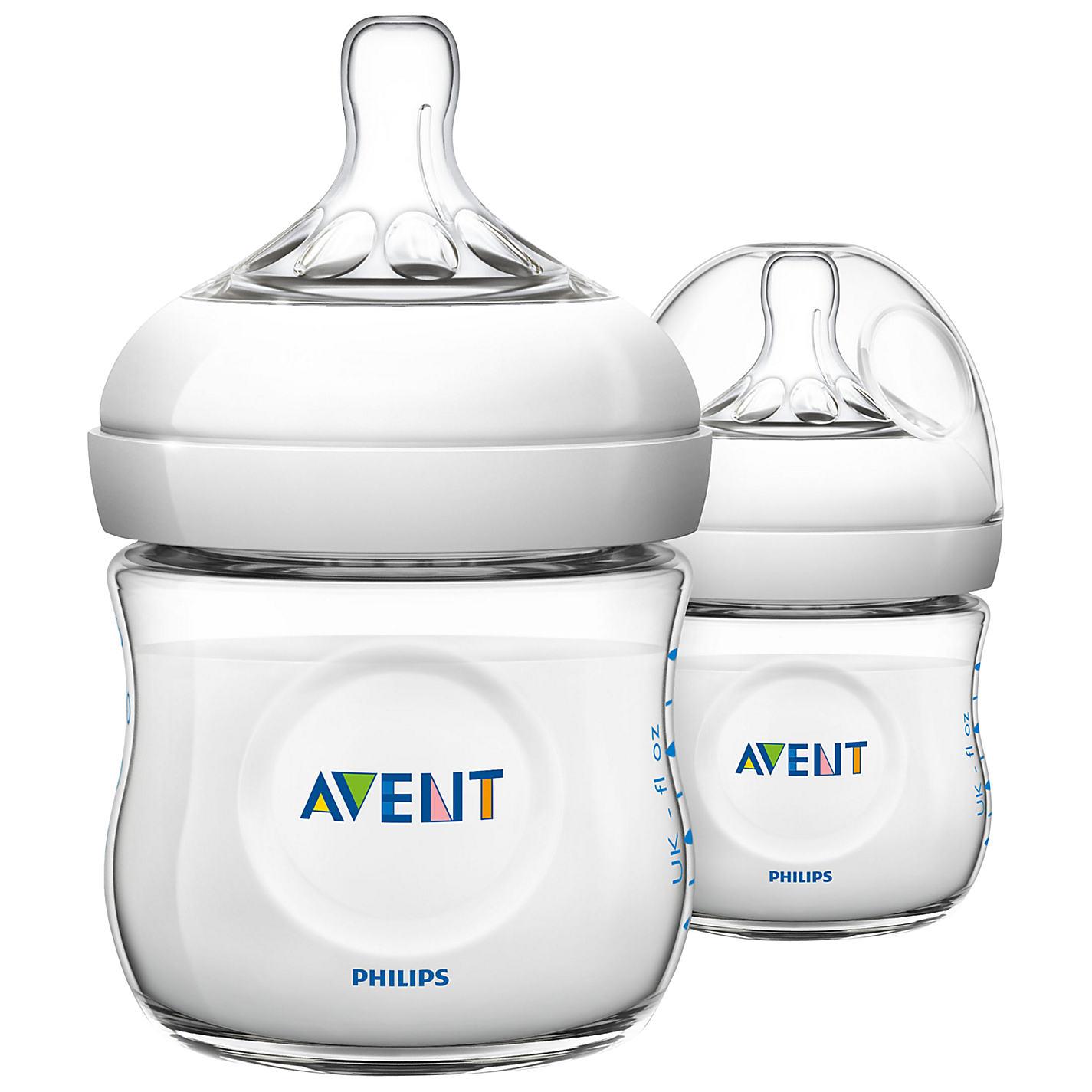 Bình sữa Avent tự nhiên 125