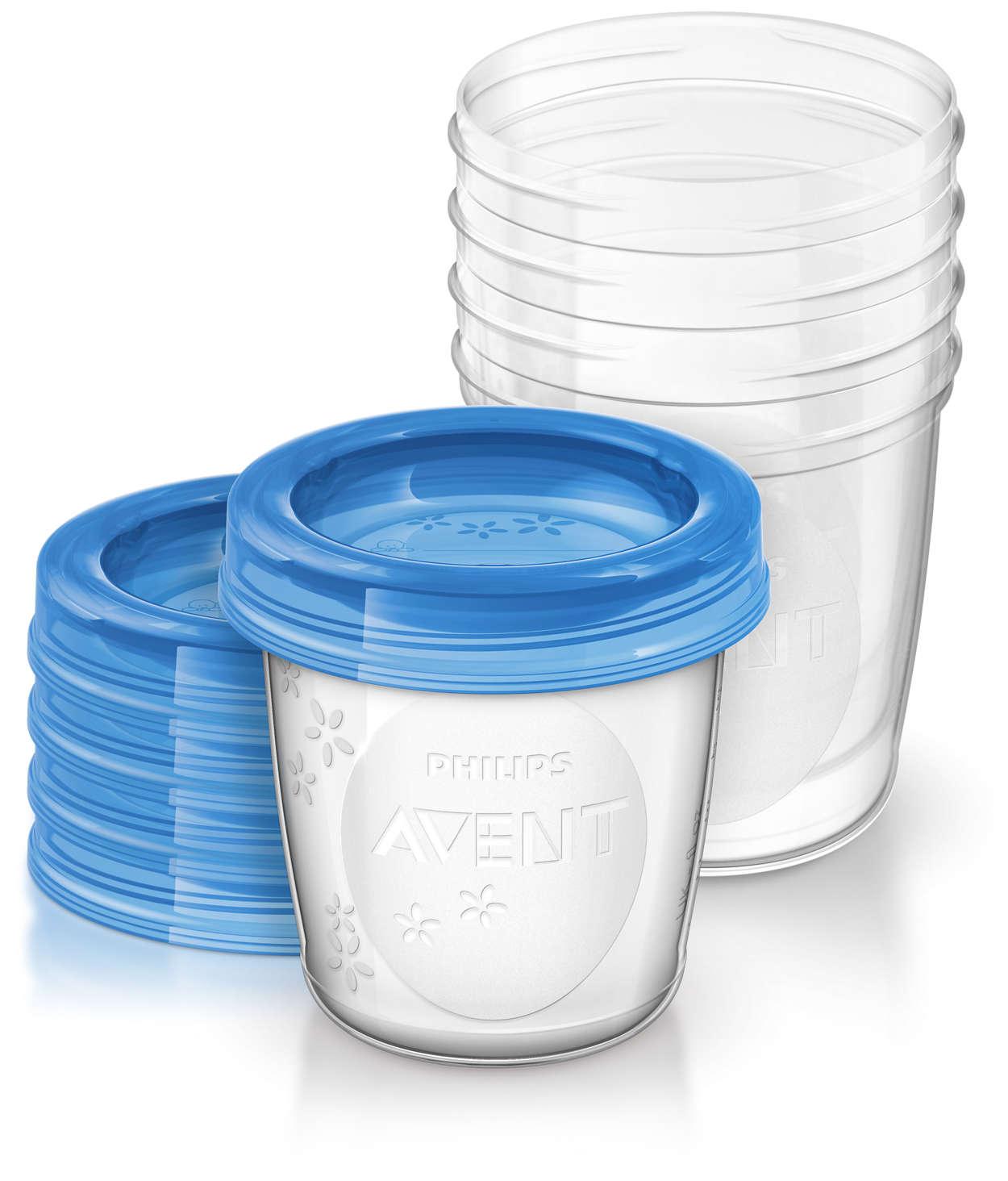AVENT ly trữ sữa mẹ SCF619/05
